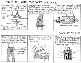 Why We Are The Way We Are