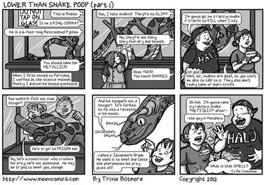 Lower Than Snake Poop: Episode 1