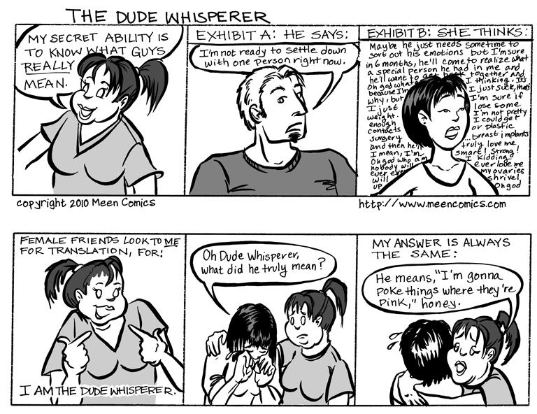 Dude Whisperer