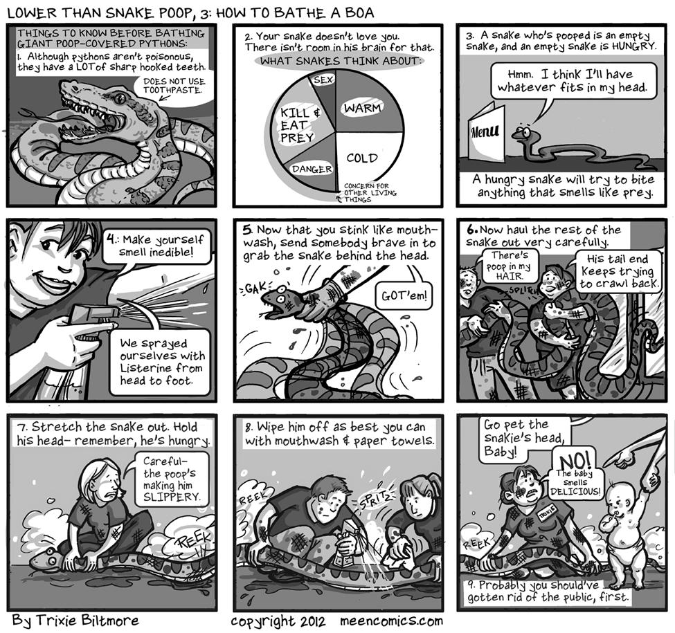 Snakepoop 3